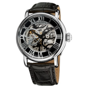 Akribos-XXIV-Mens-Mechanical-Skeleton-Leather-Strap-Watch-P14906159